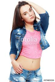 preteen girl modeling cute teen model stock photo and royalty free images on fotolia com