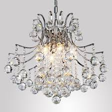 lightinthebox modern contemporary crystal chandelier with 6 lights