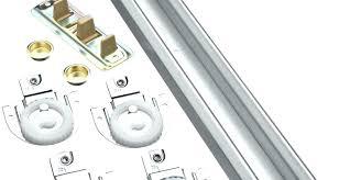 Closet Door Parts Folding Closet Door Hardware Remove The Parts From Bifold Closet