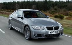 bmw m sport coupe bmw 320d m sport coupe review business car manager