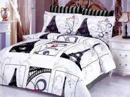 Best Bedding Images On Pinterest Bedroom Ideas Room And - Eiffel tower bedroom ideas