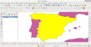 qgis calculate area in square meters from degrees geographic