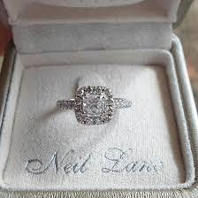 Kay Jewelers Wedding Rings For Her by Kay Neil Lane Bridal Ring 1 1 2 Ct Tw Diamonds 14k White Gold