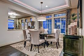 To Choose The Perfect Area Rug For Your Dining Room - Area rug for dining room
