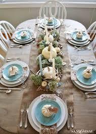 thanksgiving table setting ideas table setting ideas 27 inspiring coastal thanksgiving table setting