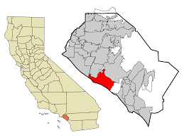 California Map With Cities File Orange County California Incorporated And Unincorporated