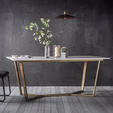 white rectangle kitchen table smiths cleo rectangle dining table marble dining tables smiths
