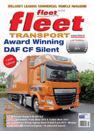 fleet transport october 2015 by fleet transport issuu