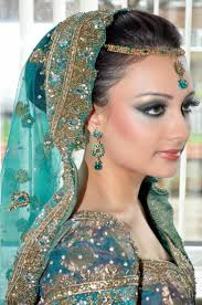 indian bridal hairstyle indian bridal hair and makeup elite hair and beauty
