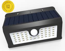bright light solar 45 led solar light magictec bright solar motion sensor