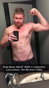 body beast i did build and bulk in tkd and i did beast in