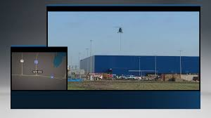 New Ikea Helicopters Put Ac Units On New Ikea Store In Grand Prairie Youtube