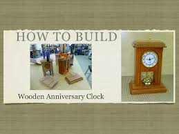 how to build a desk clock youtube
