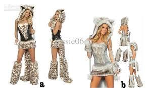 Halloween Costumes 2017 Furry Leopard Print Furry Halloween Costume Halloween