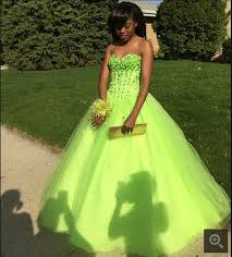 popular lime green prom dress green buy cheap lime green prom