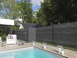 wood slat fence home u0026 gardens geek