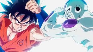 imagenes de goku la resureccion de frizer dragon ball z la resurrección de freezer desvela sus bocetos
