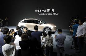 hyundai to launch electric vehicle with 500 kilometer range after