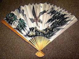 oriental fan wall hanging decorative wall fans decorative wall fans large decorative wall fans