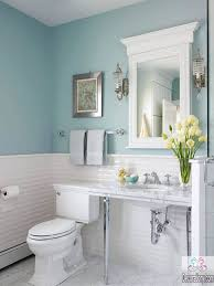 Small Bathroom Decor Ideas Bathroom Color Sky Blue Colors For Small Bathrooms Bathroom