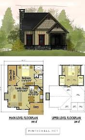 katrina house small cottage floor plans cabin with loft katrina house one open