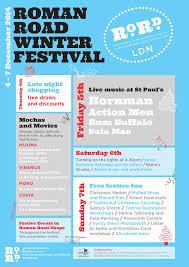 roman road winter festival 2014 line up roman road london