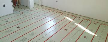 fdl radiant heating