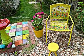 Repainting Metal Patio Furniture - 30 awesome backyard chair ideas to try right now hometalk