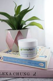 skincare loves from hemptouch the curvaceous vegan