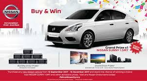 nissan cars in malaysia may nissan buy u0026 win contest 2017 u2013 nissan myanmar