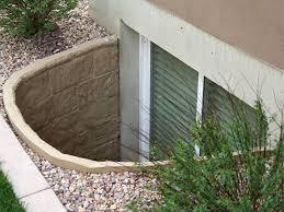 Basement Window Well Drainage by Basement Window Well Bubble Covers