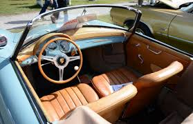 old porsche speedster a speedster with a dash of refinement porsche u0027s 19 hemmings daily