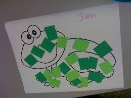 frog art activities for preschoolers pictures to pin on pinterest
