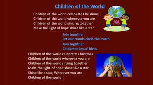 children of the world practice track