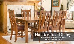 Dining Room Chairs And Tables Barn Furniture The Best Built Wood Furniture In America Since 1945