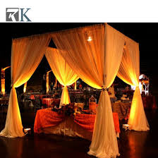 wedding backdrop lighting kit china aluminum pipe and drape kits for wedding backdrop decoration