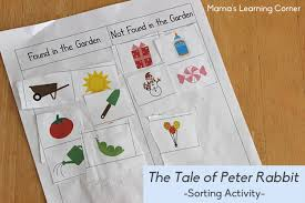 the tales of rabbit the tale of rabbit printables mamas learning corner