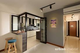Bto Kitchen Design Surprising Wood Elements In This Scandinavian Hdb Bto 5 Room
