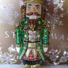 Swarovski Christmas Ornaments Wikipedia by Decor Add Some Stunning Jay Strongwater Jewelry Collection For