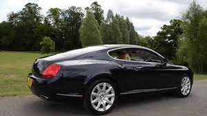 bentley coupe blue bentley continental gt coupe youtube