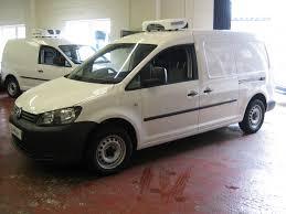 volkswagen minivan 2014 2014 volkswagen caddy maxi freezer van glacier vehicles