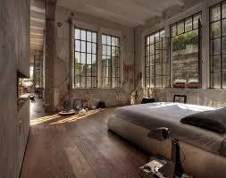 Loft Interior Industrial Artist Loft Close From Lake Como Northern Italy