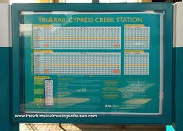 Tri Rail Map Image Gallery Tri Rail Schedule