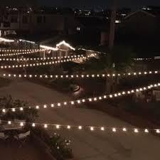 outdoor string lights you ll wayfair