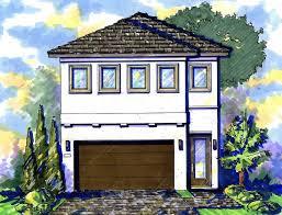 narrow lot mediterranean house plan 42823mj architectural narrow lot mediterranean house plan 42823mj