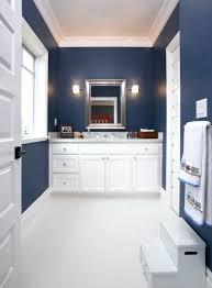 navy blue bathroom ideas blue and white bathroom best navy blue bathrooms ideas on blue