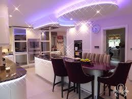 designer kitchen island led lighting kitchen island interior design weybridge surrey