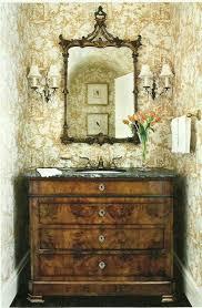 Vintage Style Bathroom Ideas Beautiful Powder Room Bathroom Ideas Ceardoinphoto