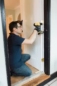 home depot interior slab doors how to install an interior slab door the home depot slab doors