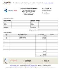 cash invoice sample sales invoice templates 27 examples in word and excel